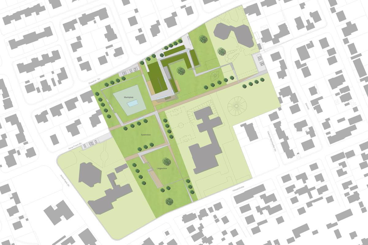 Quartierszentrum Grossostheim Ringheim
