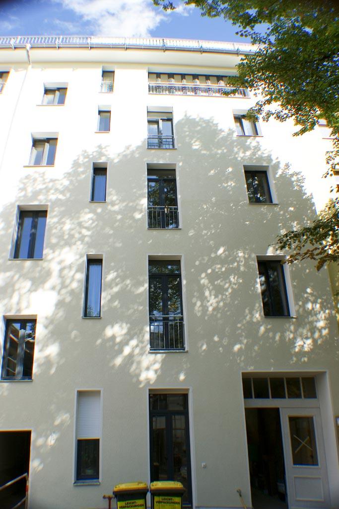 Metzer Straße Außenansicht